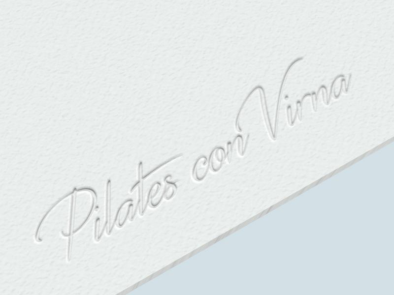 Progettazione grafica Logo per Studio di Pilates con Virna | by Studio PATh