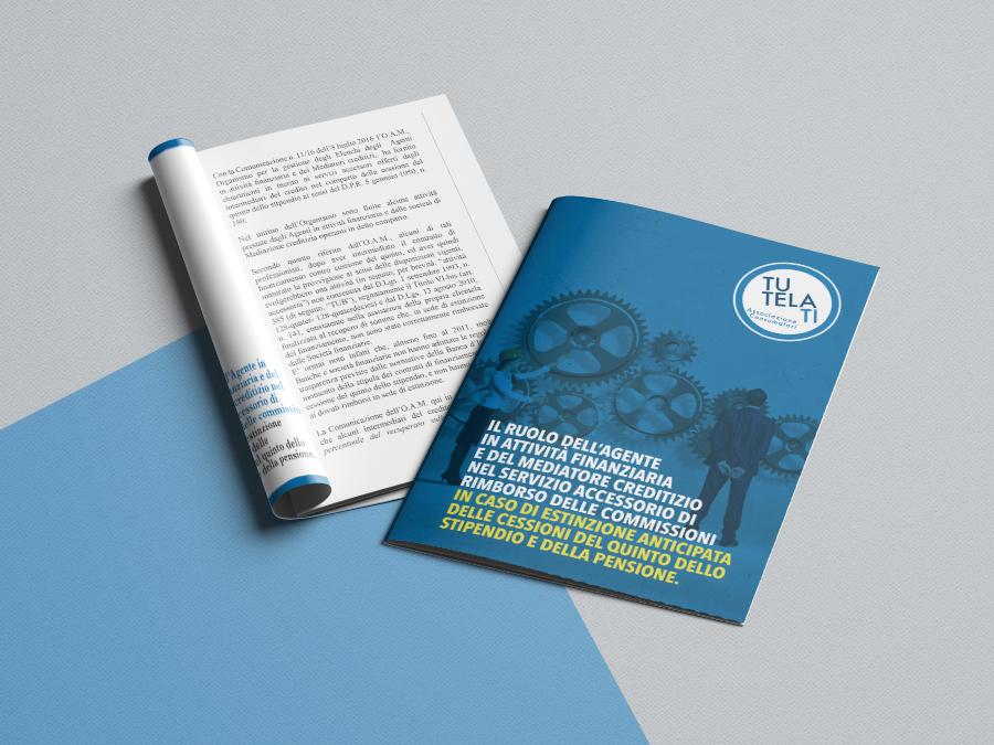 Progettazione e Impaginazione Magazine per TutelaTi Associazione Consumatori   by Studio PATh