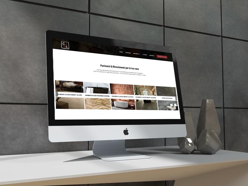 Realizzazione Sito Web Responsive per CEDA Creiamo i Tuoi Spazi | by Studio PATh