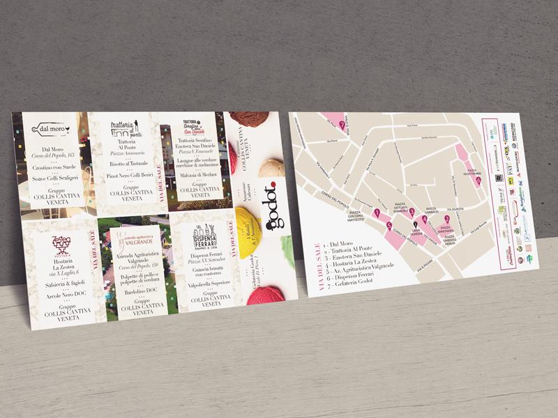 Progettazione Grafica Coupon Degustazione per RoviGoto | by Studio PATh