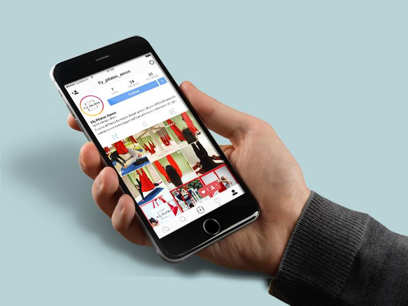 Content Strategy Profilo Instagram per Studio di Fly Pilates | by Studio PATh