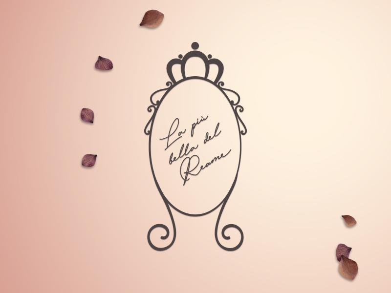 Progettazione Grafica Logo per La più Bella del Reame | by Studio PATh