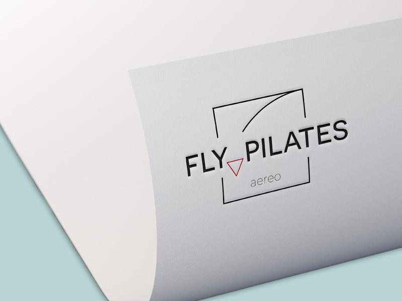 Progettazione Grafica Logo per Studio Fly Pilates | by Studio PATh