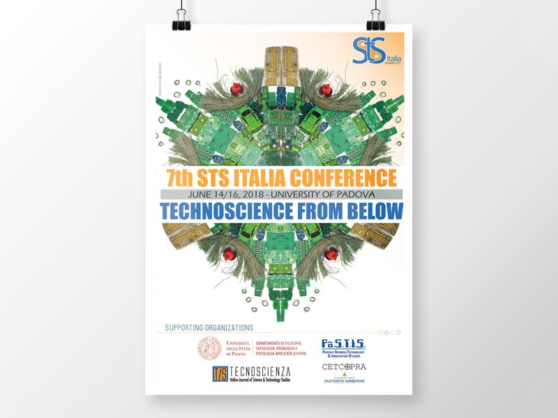 Progettazione Grafica Poster per STS Italia | by Studio PATh