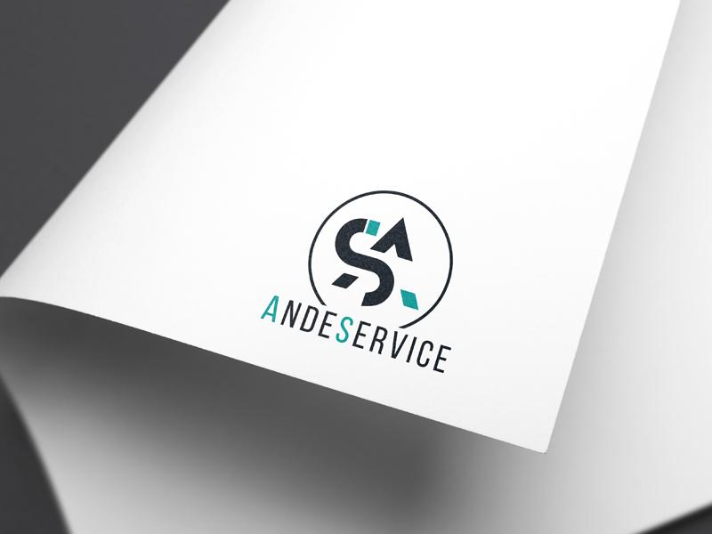 Progettazione Grafica Logo Aziendale per AndeService | by Studio PATh